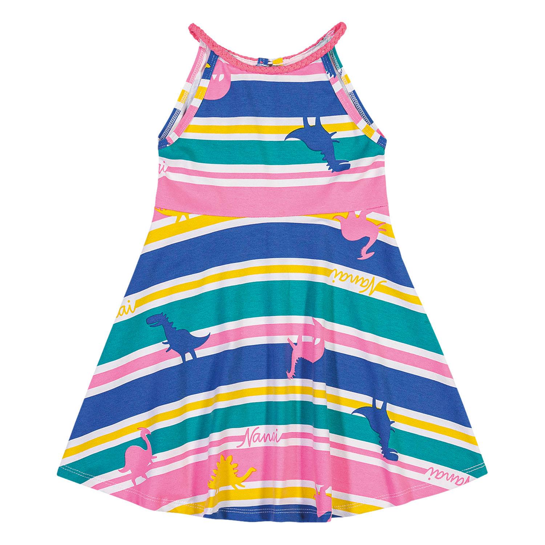 Vestido Infantil Nanai Cotton